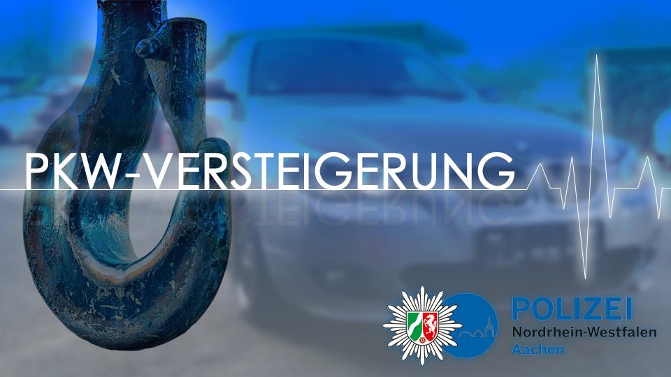 Versteigerung Düsseldorf Polizei